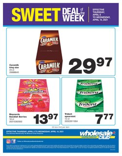 Wholesale Club catalogue in Calgary ( 2 days left )
