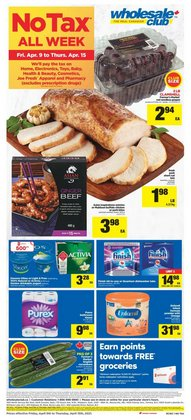 Wholesale Club catalogue ( 3 days left )