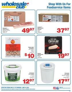 Wholesale Club deals in the Wholesale Club catalogue ( 24 days left)