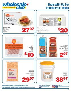 Wholesale Club deals in the Wholesale Club catalogue ( 22 days left)