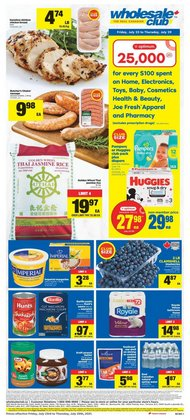 Wholesale Club catalogue ( Published today)