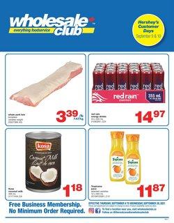 Wholesale Club catalogue ( 12 days left)