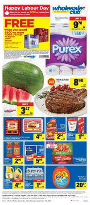 Wholesale Club deals in the Wholesale Club catalogue ( Expired)