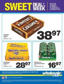 Wholesale Club deals in the Wholesale Club catalogue ( 2 days left)