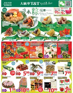 T&T Supermarket catalogue in Toronto ( 3 days left )