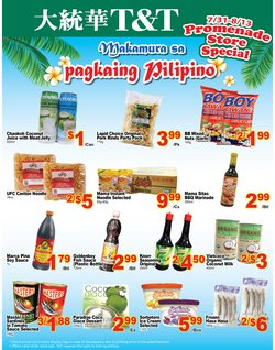 T&T Supermarket catalogue in Toronto ( 7 days left )