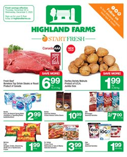 Highland Farms catalogue ( Expires today )