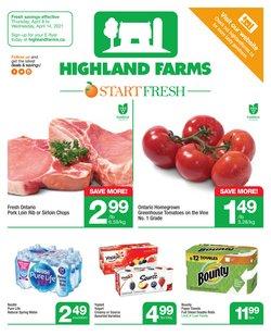 Highland Farms catalogue ( 2 days left )