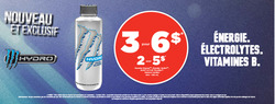 Couche-Tard deals in the Montreal flyer