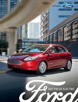 Ford deals in the Toronto flyer