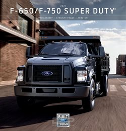 Automotive offers in the Ford catalogue in Toronto ( More than a month )