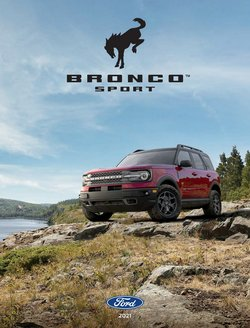 Automotive deals in the Ford catalogue ( More than a month)