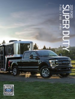Ford catalogue ( More than a month)