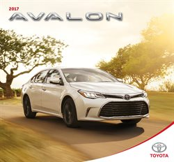 Toyota deals in the Montreal flyer