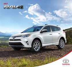 Toyota deals in the Toronto flyer