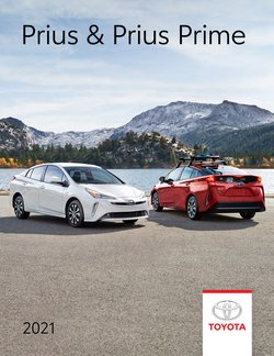 Automotive deals in the Toyota catalogue ( More than a month)