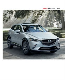 Mazda deals in the Montreal flyer