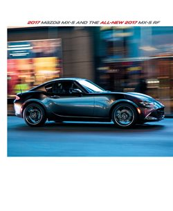 Cars, motorcycles & spares offers in the Mazda catalogue in Vancouver