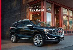 Cars, motorcycles & spares offers in the General Motors catalogue in Parksville