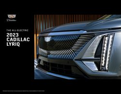 Automotive deals in the General Motors catalogue ( More than a month)