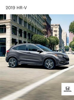 Honda deals in the Montreal flyer