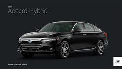 Honda deals in the Honda catalogue ( More than a month)
