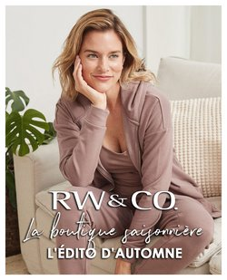Clothing, Shoes & Accessories deals in the RW&CO catalogue ( Expires today)