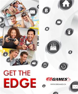 Electronics offers in the EB Games catalogue in Edmonton ( More than a month )