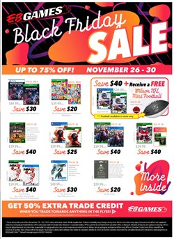 EB Games catalogue ( Expired )