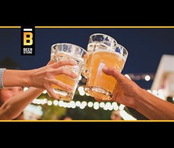 Restaurants offers in the The Beer Store catalogue in Toronto