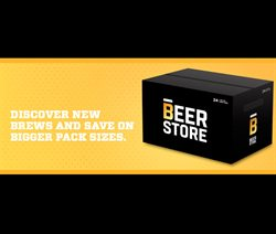 The Beer Store catalogue ( Expired )