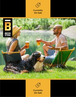 Restaurants deals in the The Beer Store catalogue ( 7 days left)
