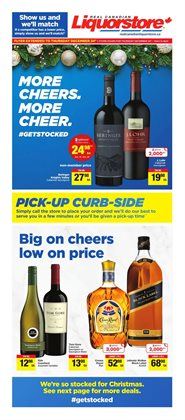 Real Canadian Liquostore catalogue ( Expired )