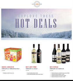 NB Liquor catalogue ( 1 day ago )