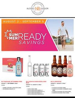 Restaurants deals in the NB Liquor catalogue ( 1 day ago)