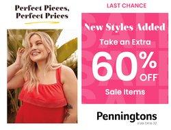 Penningtons deals in the Penningtons catalogue ( 5 days left)