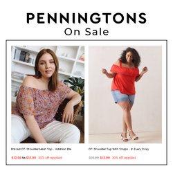 Penningtons deals in the Penningtons catalogue ( 6 days left)