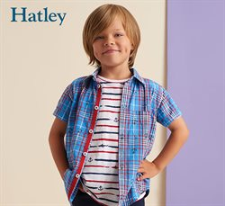 Kids, Toys & Babies offers in the Hatley catalogue ( Expires tomorrow )