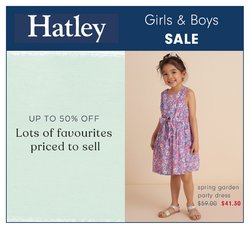 Kids, Toys & Babies deals in the Hatley catalogue ( 26 days left)