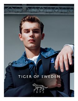 Tiger of Sweden catalogue ( More than a month )
