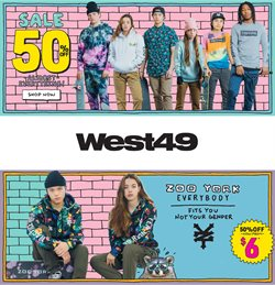West 49 catalogue ( Expires today )
