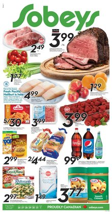 Sobeys catalogue ( Expires today )