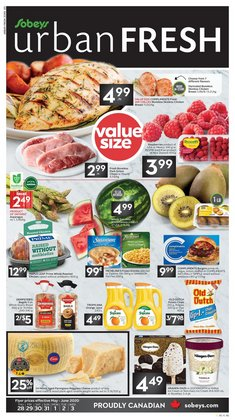 Sobeys catalogue ( 1 day ago)