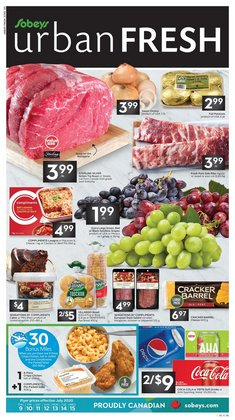 Sobeys catalogue in Georgetown ( 2 days ago )
