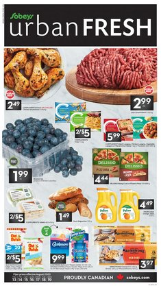 Sobeys catalogue ( 2 days ago )