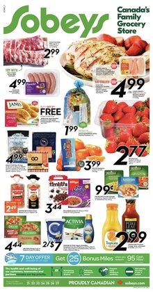 Sobeys catalogue ( 2 days left )