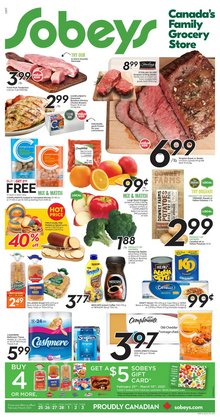 Sobeys catalogue ( 3 days left )