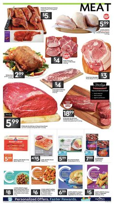 Grocery offers in the Sobeys catalogue ( 2 days ago )