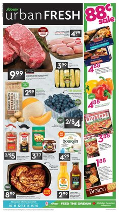 Sobeys deals in the Sobeys catalogue ( Expires today)