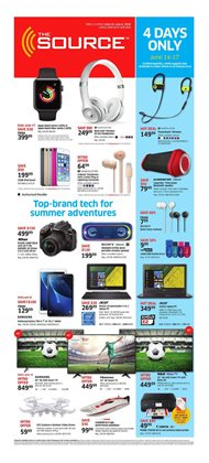 Electronics & Appliances offers in the The Source catalogue in Sudbury